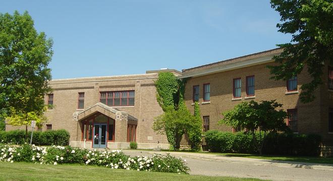 GCHS Building