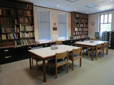 Goodhue County Historical Society Library