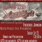 """The Sea Wing Disaster"" Book Event Schedule – Updated 11/24/2014"